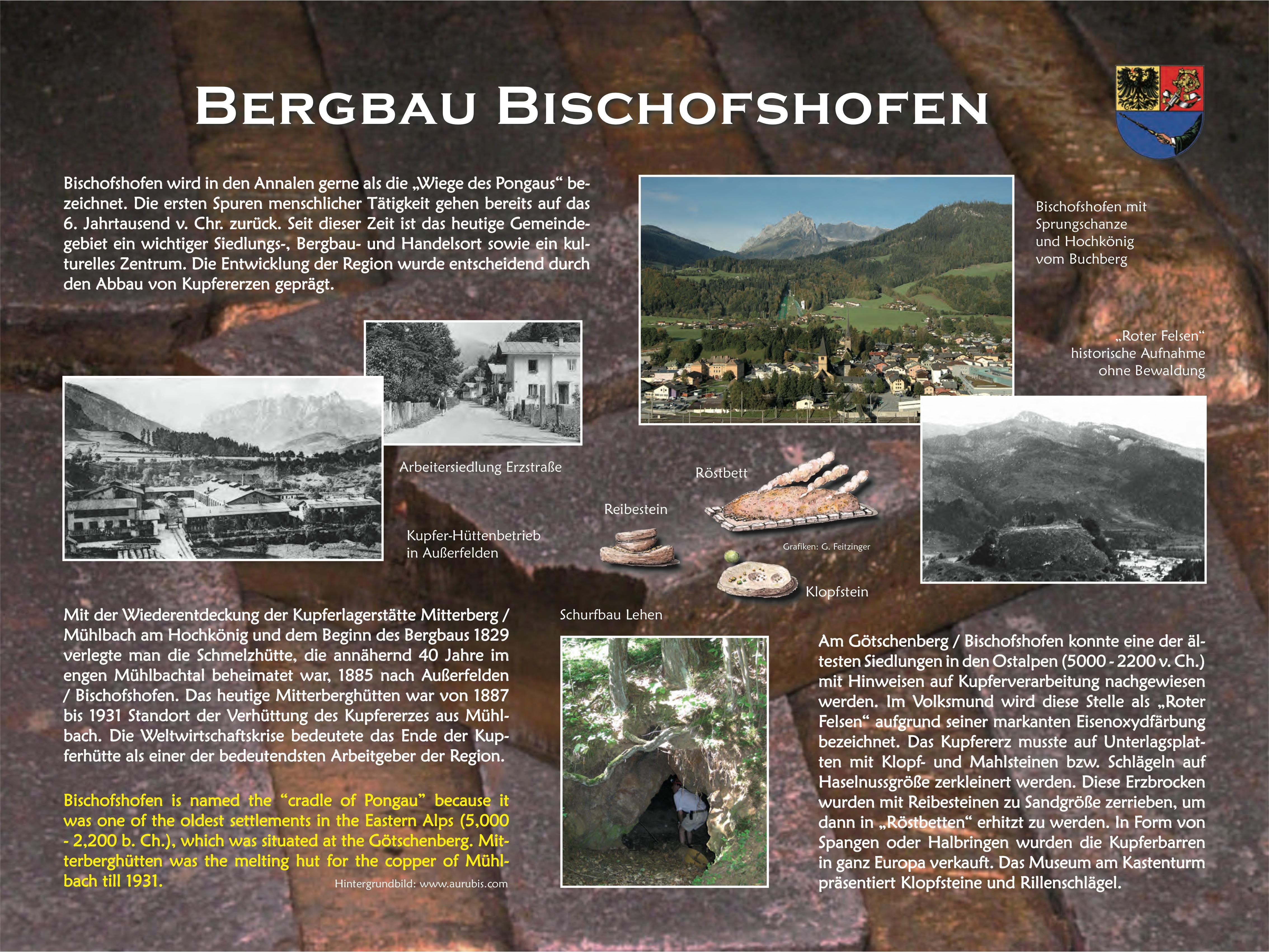 Erzltafel Bischofshofen