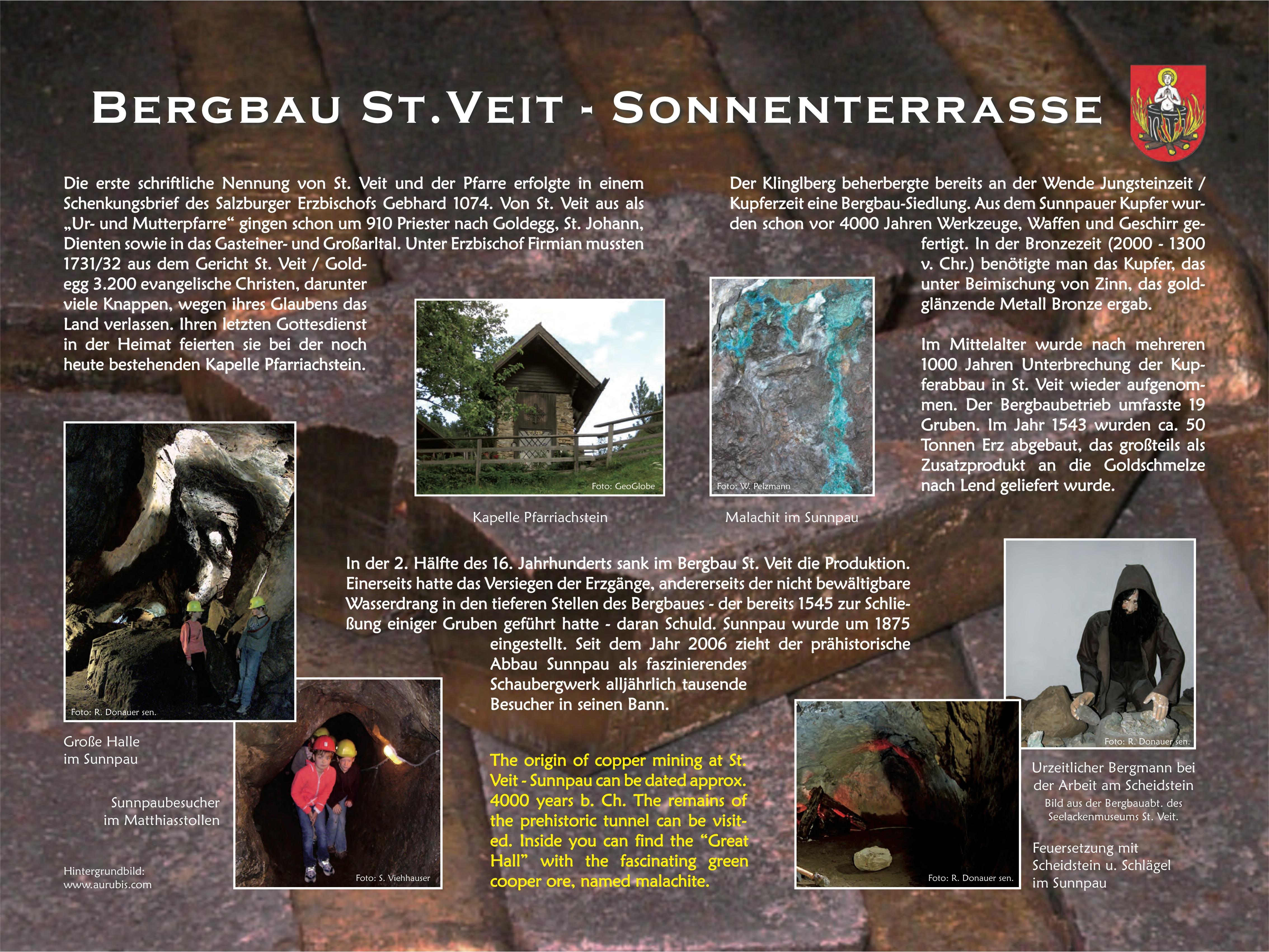 Erzltafel St Veit